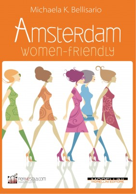 <h3>Michaela K. Bellisario<br><i>Amsterdam Women-Friendly</i><br>Morellini</h3>