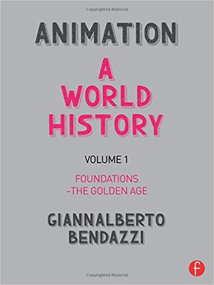 <h3>Giannalberto Bendazzi<br><i>Animation a world history</i><br></h3>